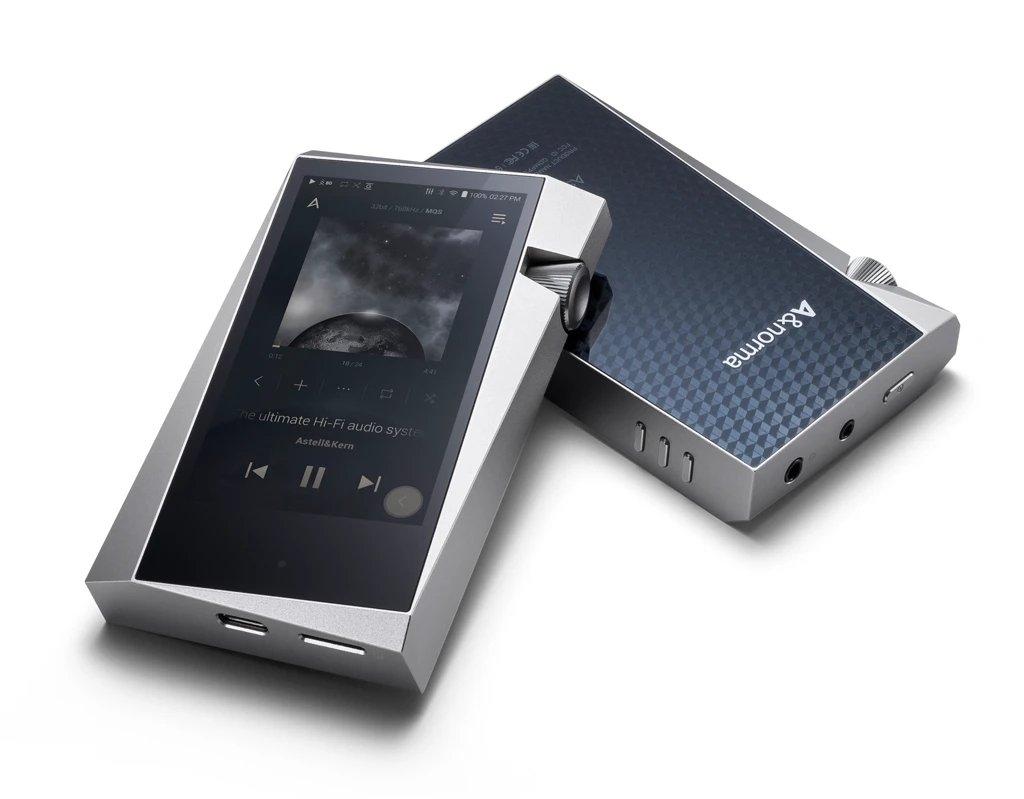 Astell & Kern vừa giới thiệu mẫu máy nghe nhạc mới nhất Astell & Kern A&Norma SR25 thay thế cho SR15