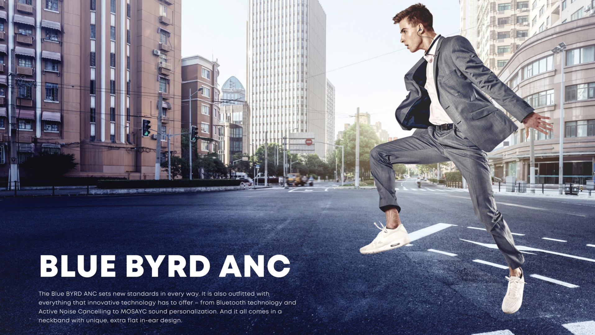 Beyerdynamic Blue Byrd ANC