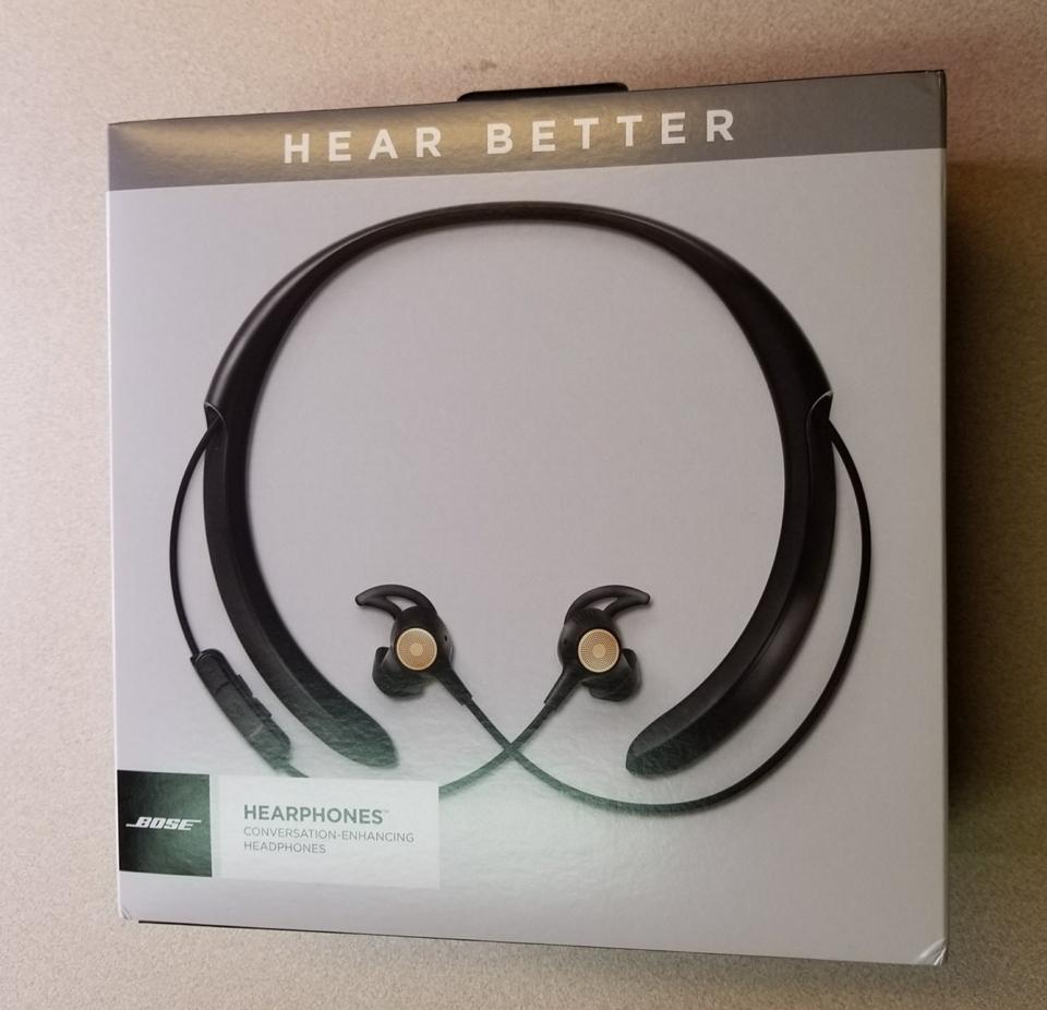 Bose Hearphones - Chiếc tai nghe không dây cao cấp dành cho những ai thích trò chuyện