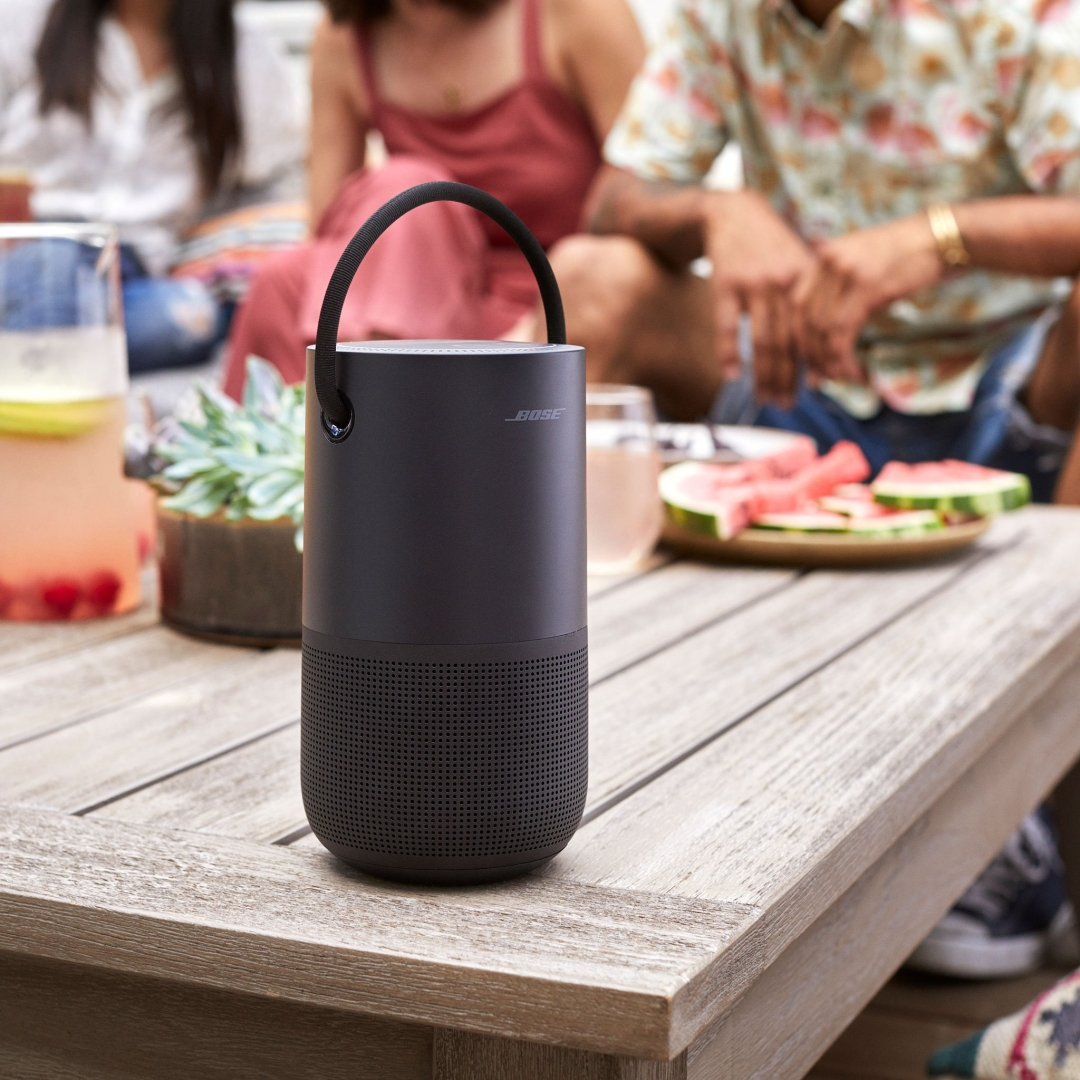 Bose Portable Home Speaker ra mắt, có AirPlay 2, pin 12h