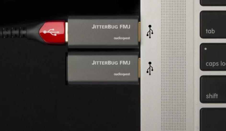 Cục lọc USB AudioQuest Jitterbug FMJ