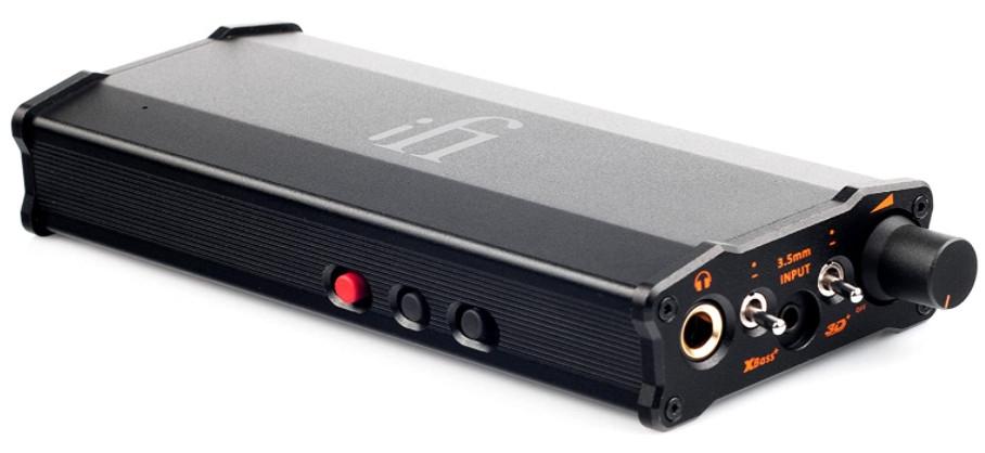 Dac/Amp iFi Micro iDSD BL