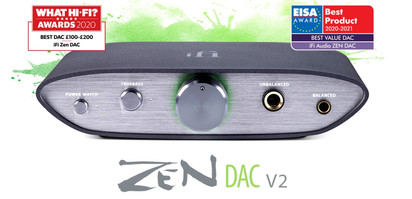 DAC/Amp iFi Zen DAC V2