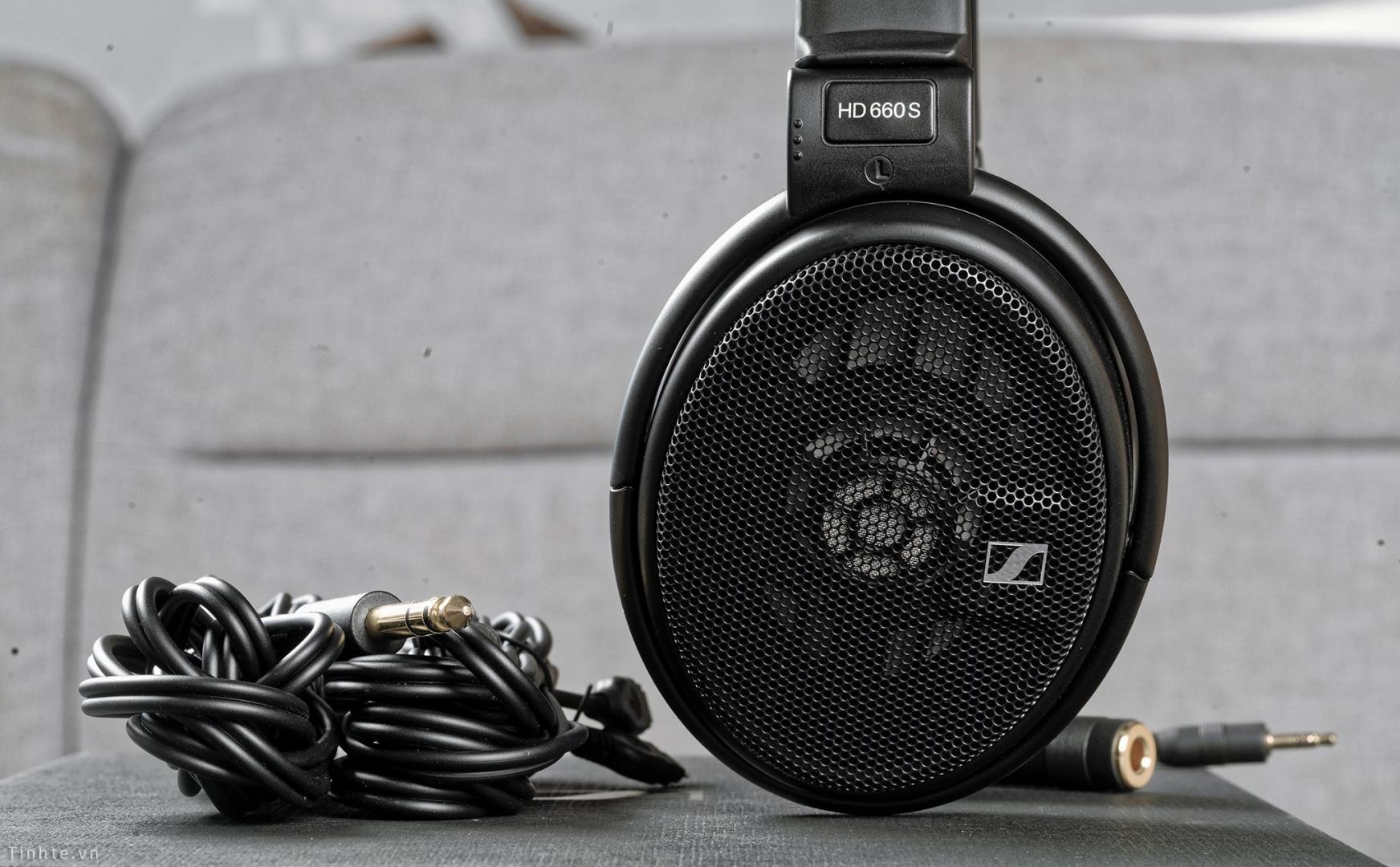 Đánh giá Sennheiser HD660s - Tiếng trong, khỏe, amplifier càng hay tiếng càng hay