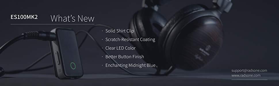 EarStudio Radsone ES100 MK2