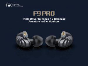 FIIO F9 Pro