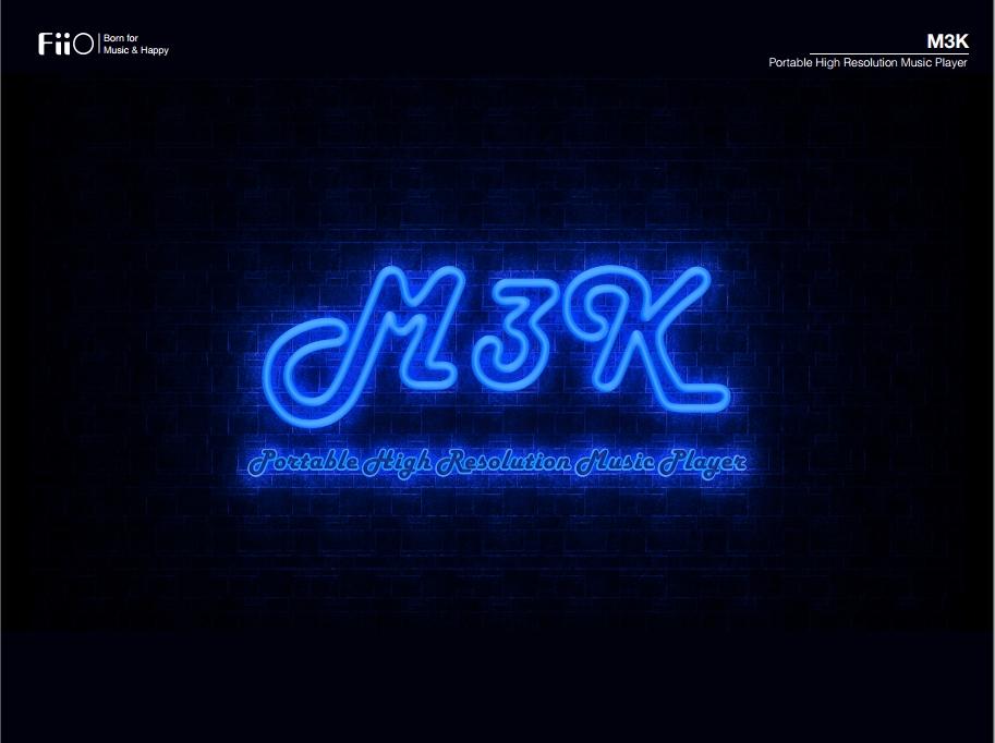 Fiio M3k