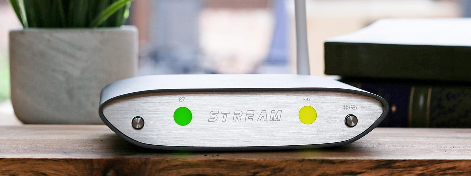 iFi bổ sung thêm Zen Stream vào bộ sưu tập Zen của mình