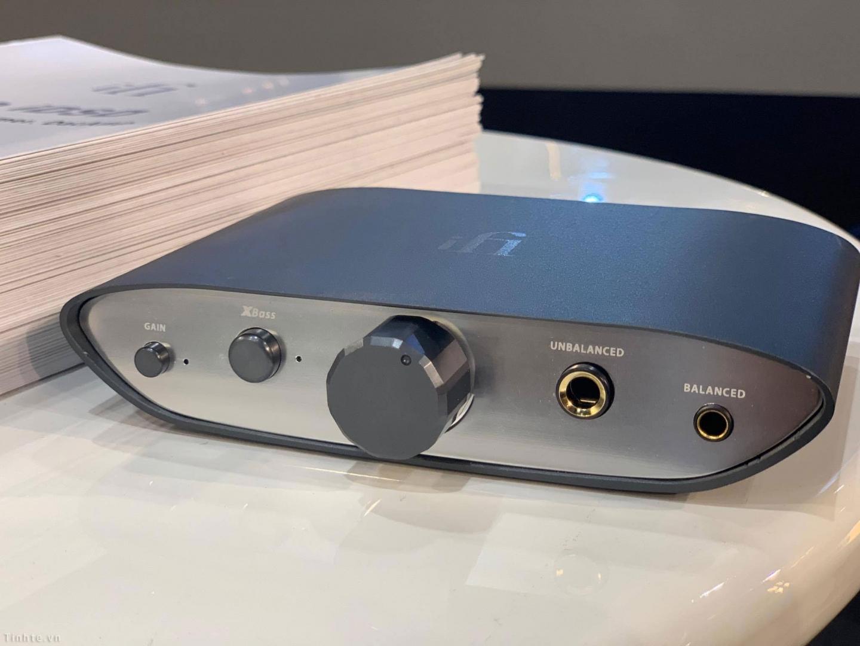 iFi giới thiệu bộ đôi sản phẩm Zen DAC và Zen Blue