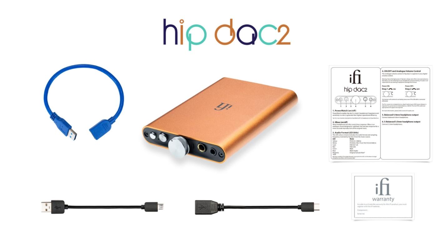 iFi Hip DAC 2 với những cải tiến bên trong và một màu sắc hoàn toàn mới