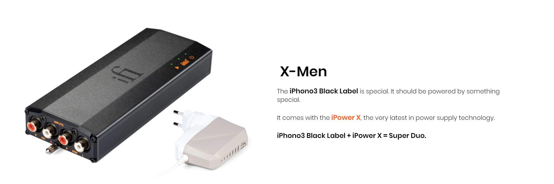 iFi iPhono3 Black Label