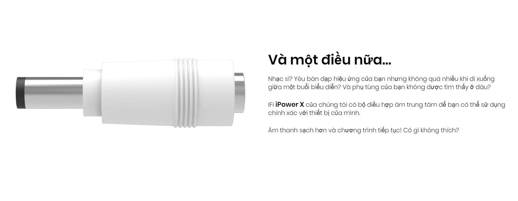 iFi iPower X