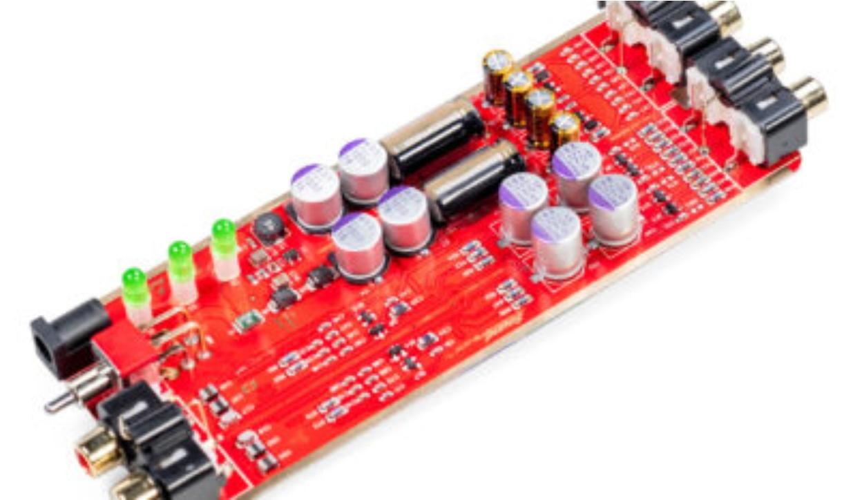 iFi Micro iPhono 3 BL