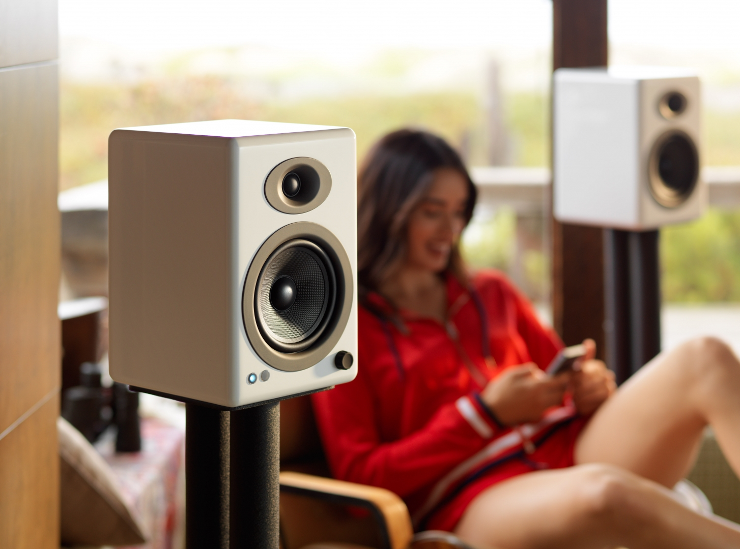 Loa Audioengine A5+ Wireless