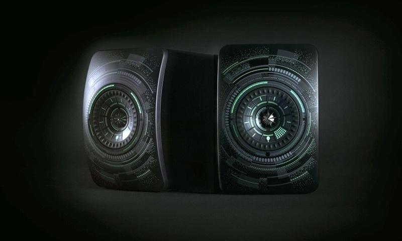 Loa KEF LS50 Wireless Nocturne