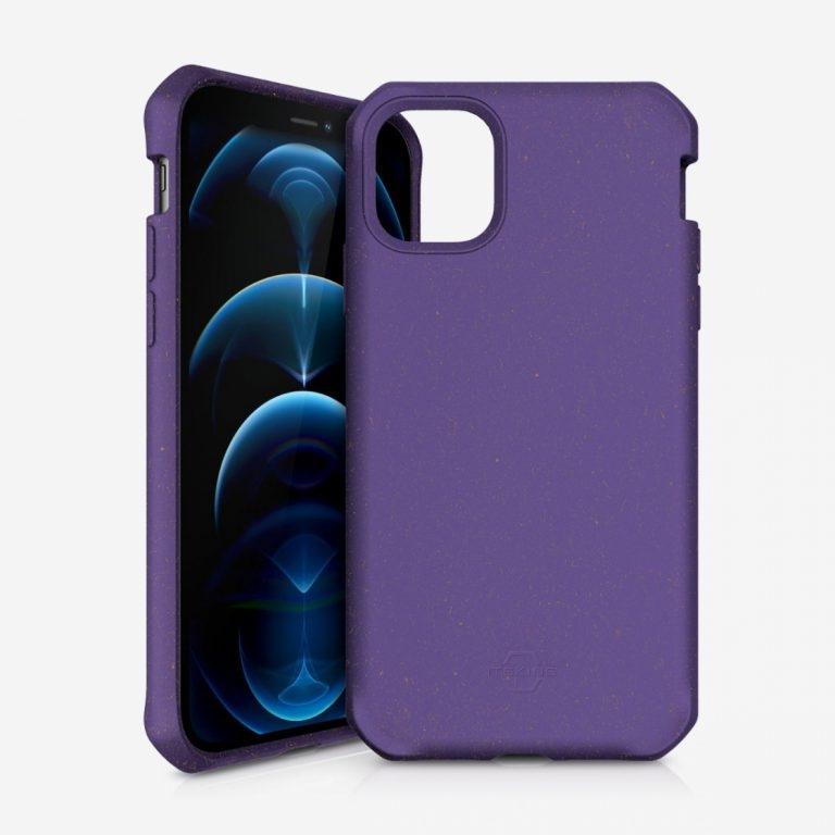 Ốp lưng ITSKINS (Pháp) Feroniabio Terra Drop Safe cho iphone 12