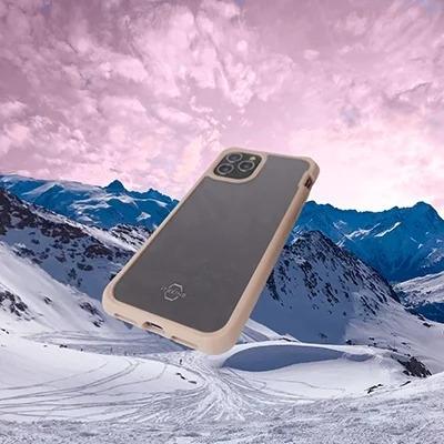 Ốp lưng ITSKINS (Pháp) Hybrid Solid Drop safe cho iphone 12