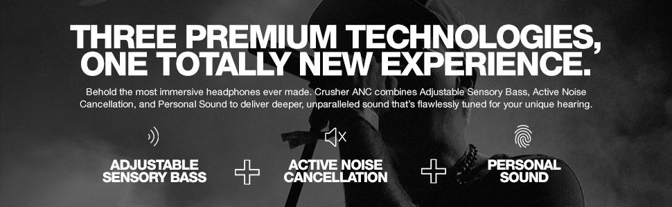 Skullcandy Crusher ANC Personalized Noise Canceling