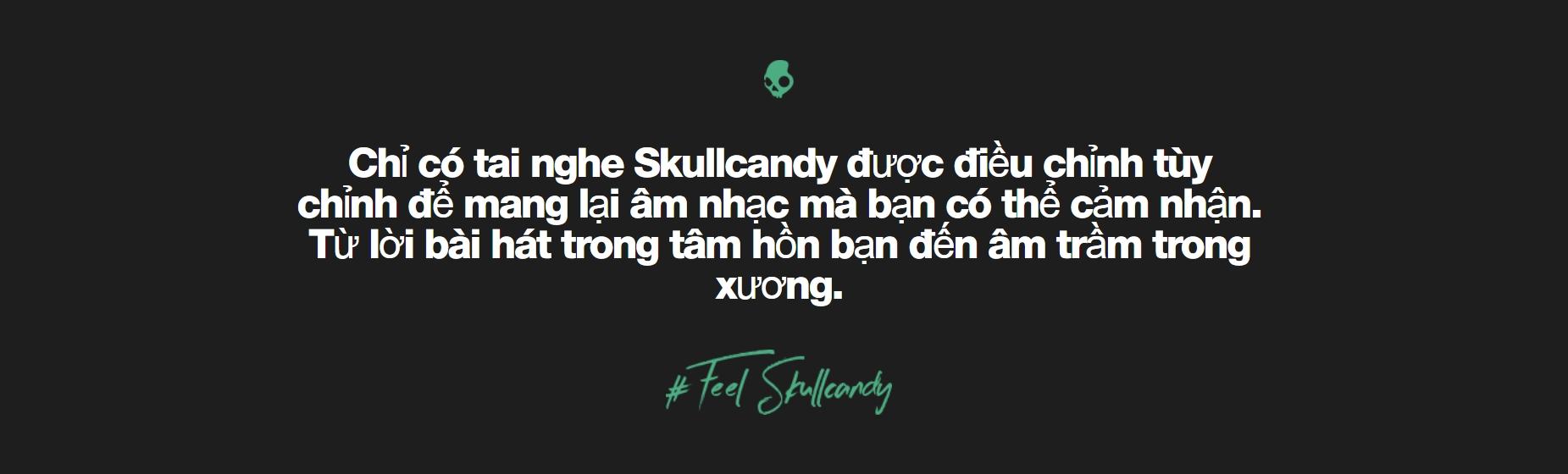 Skullcandy ra mắt phiên bản ANC chống ồn cho tai nghe nhét tai skullcandy Indy và hesh 2021