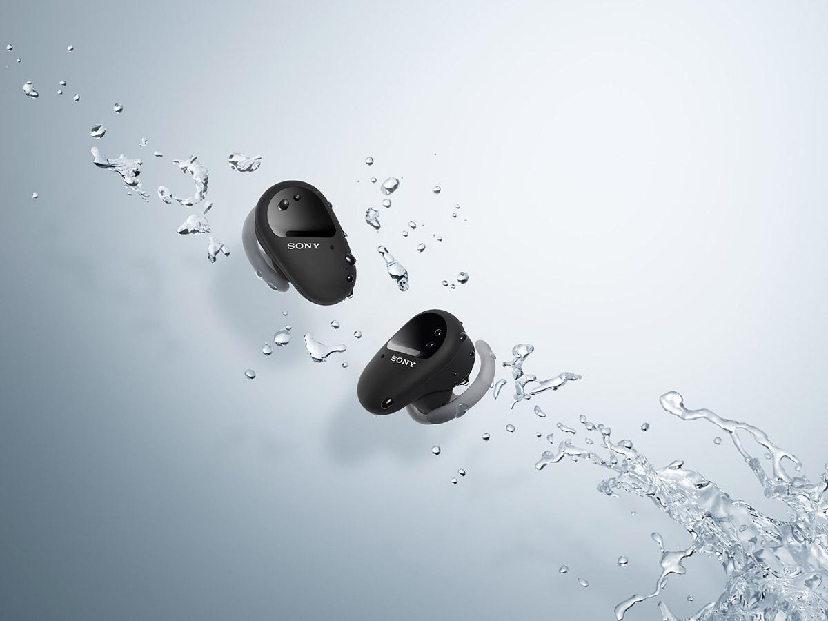 Sony công bố tai nghe thể thao chống ồn, không dây được đánh giá theo tiêu chuẩn IPP55