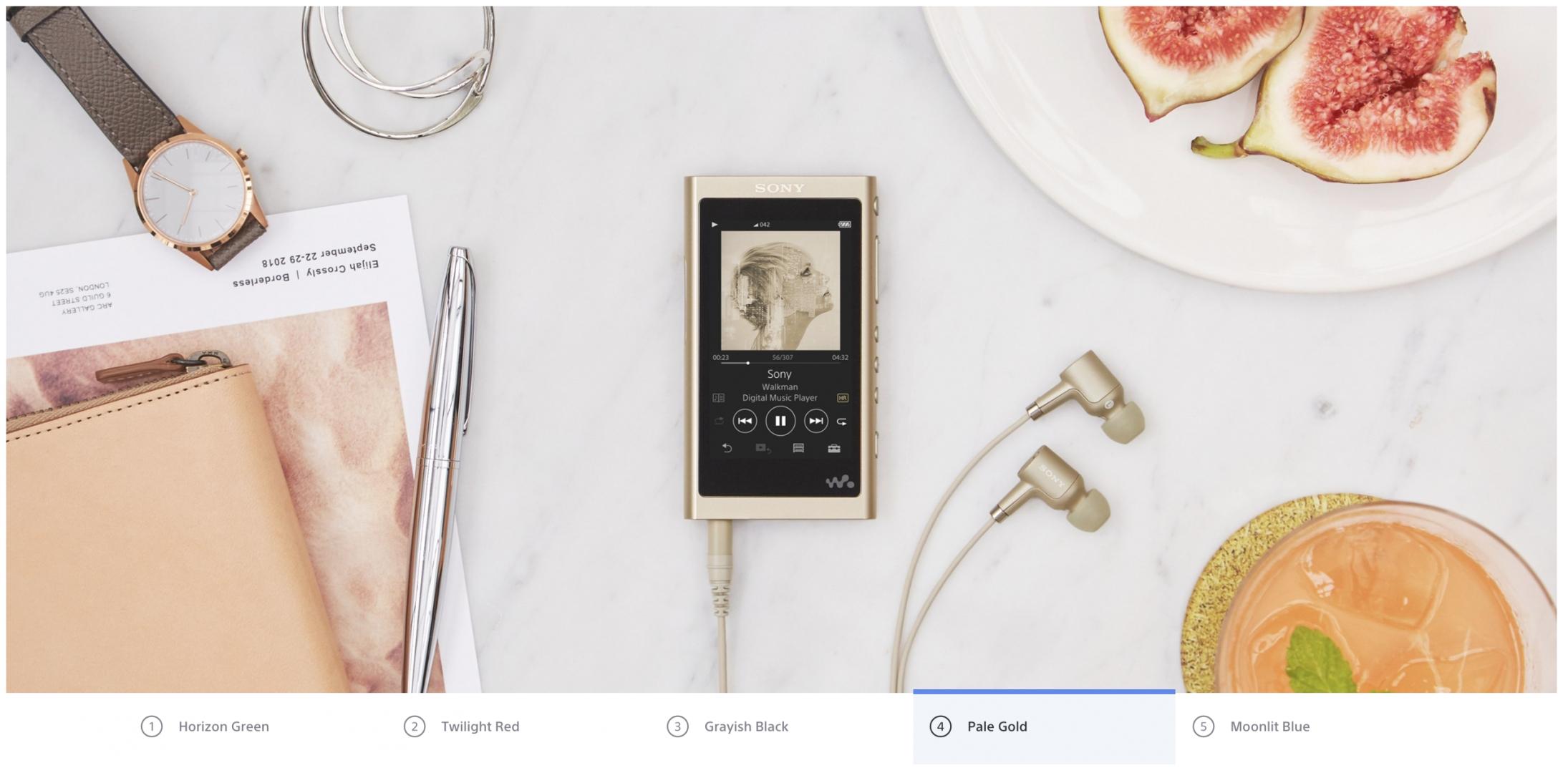 Sony Walkman NW-A56