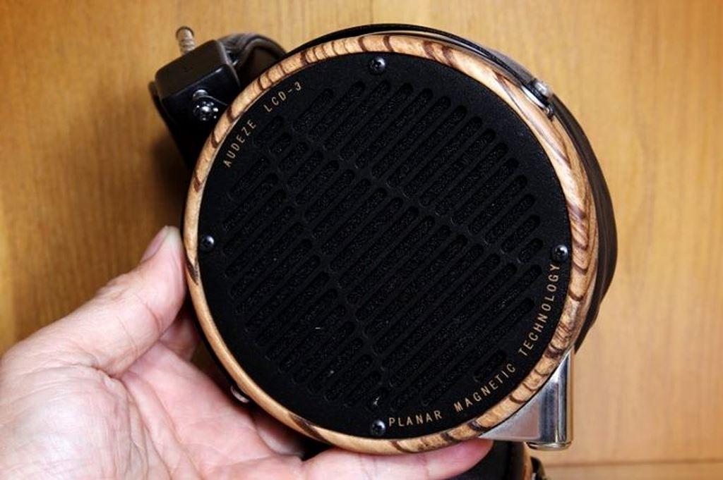 Tai nghe AUDEZE LCD-3 Fazor