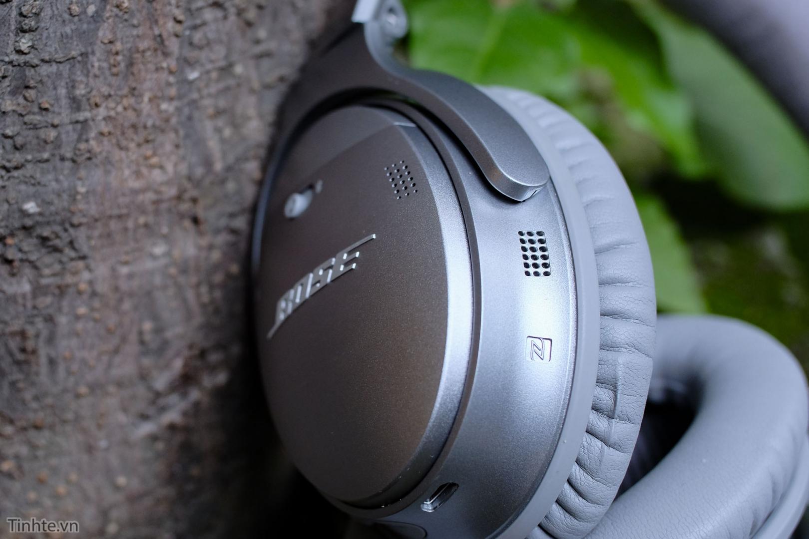 Tai nghe Bose QuietComfort 35 II wireless