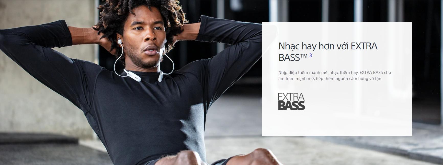 Tai nghe thể thao in ear không dây mới của Sony mang tên WI-SP510