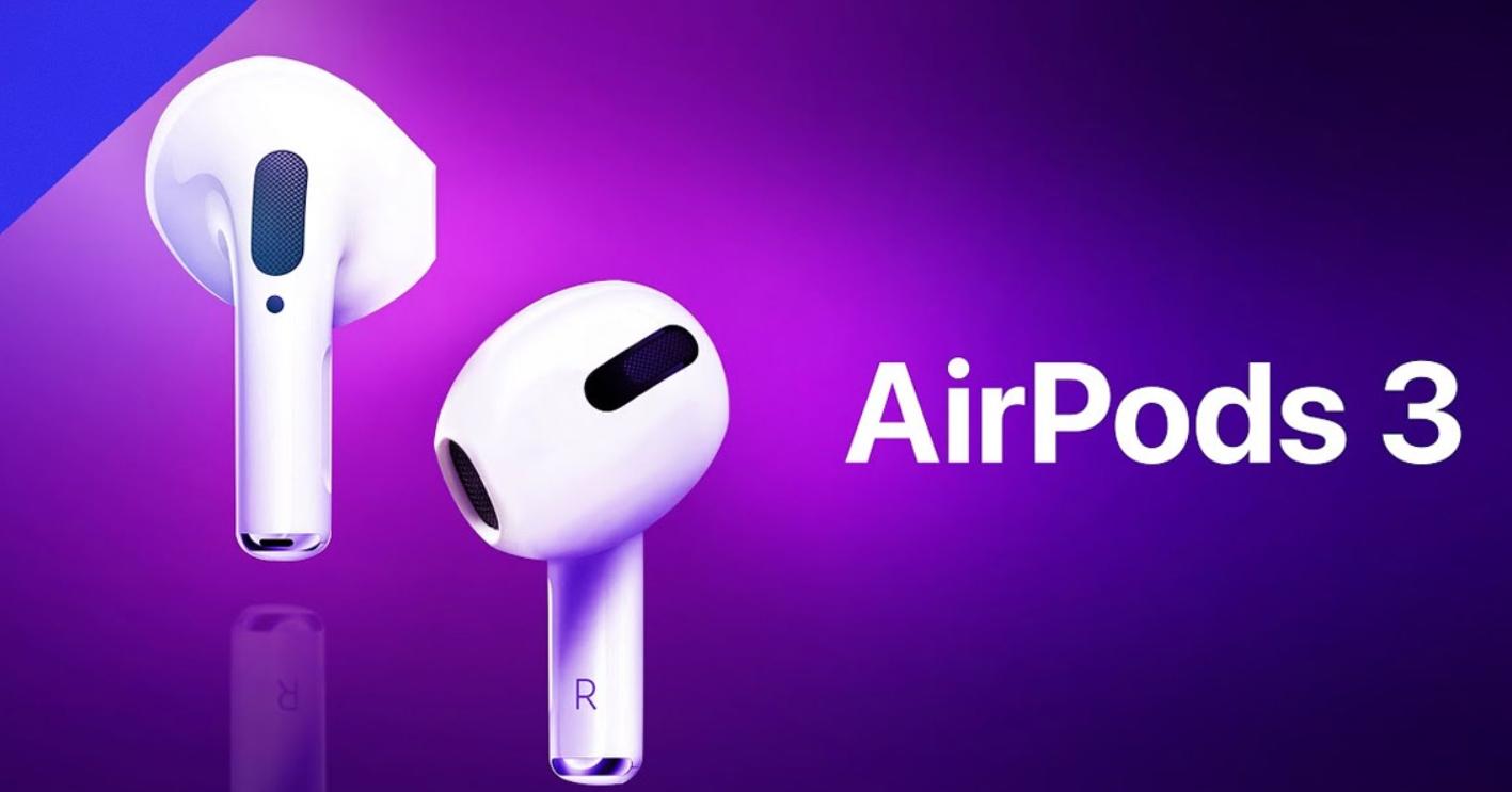 Tai nghe True wireless Apple Airpod 3