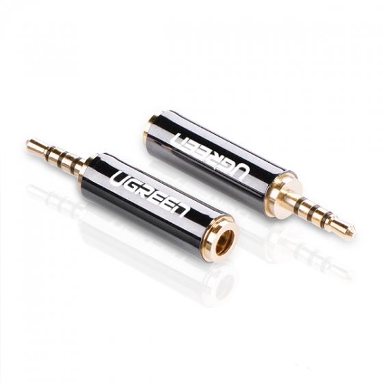 Ugreen 20501 Đầu chuyển âm thanh 2.5mm dương sang 3.5mm âm