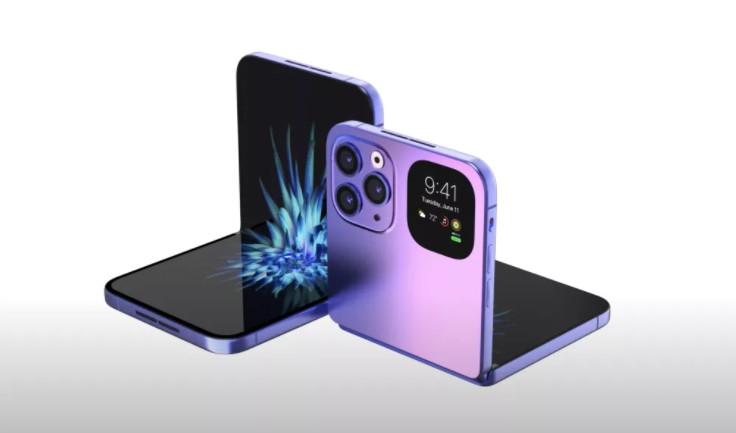 Apple iphone 13 sẽ là màn hình gập ?