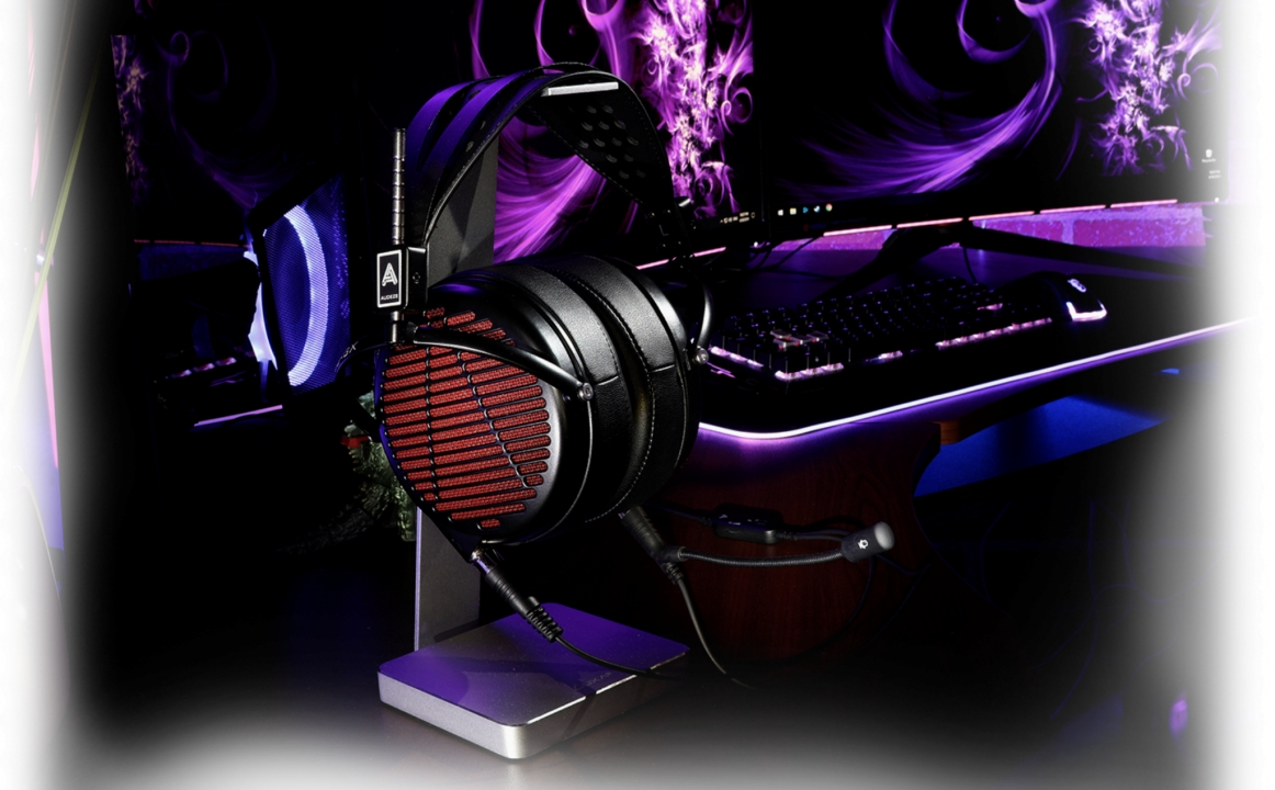 Audeze LCD-GX: Tai nghe Gaming Audiophile cao cấp, màng loa planar magnetic