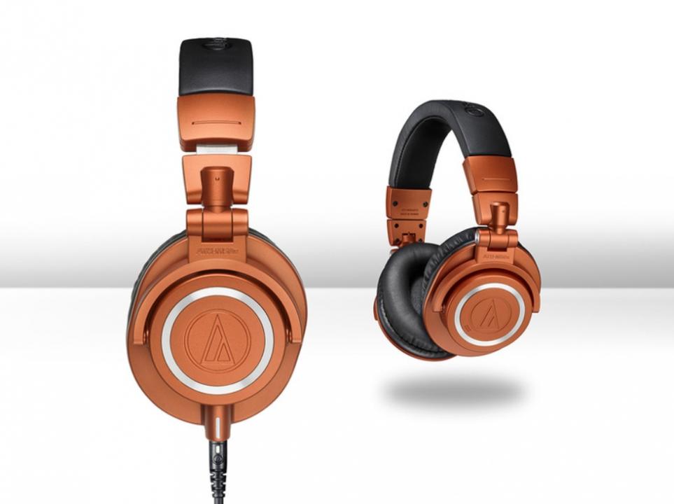 Audio-Technica ra mắt màu mới cho huyền thoại M50x BT gửi người hâm mộ