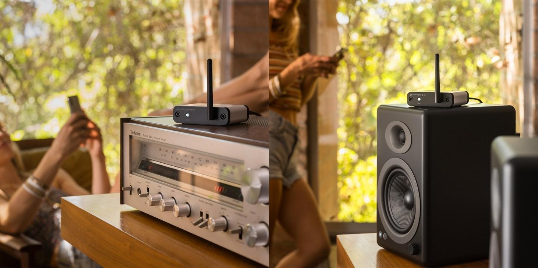Audioengine giới thiệu WiFi Audio Receiver B-Fi có khả năng stream nhạc qua WiFi
