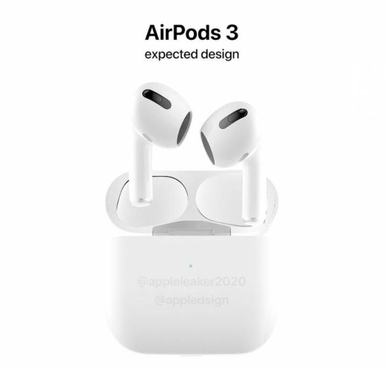 Chính thức lên kệ tai nghe AirPods 3 với giá 179 USD