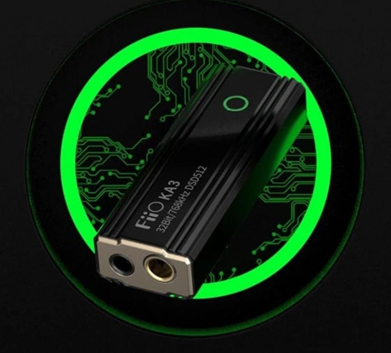 Fiio giới thiệu USB DAC/Amp đầu tiên của mình với Fiio KA3