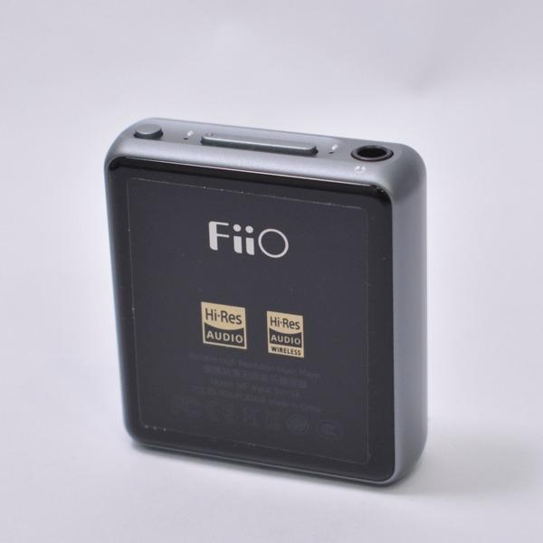 Fiio M5 có thêm màu mới : Titanium đẹp lung linh
