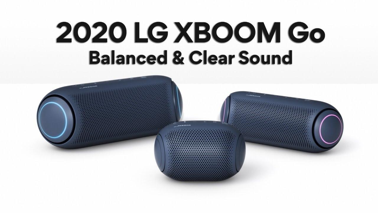 LG giới thiệu dòng loa di động XBOOM nhỏ gọn với nhiều tính năng mới