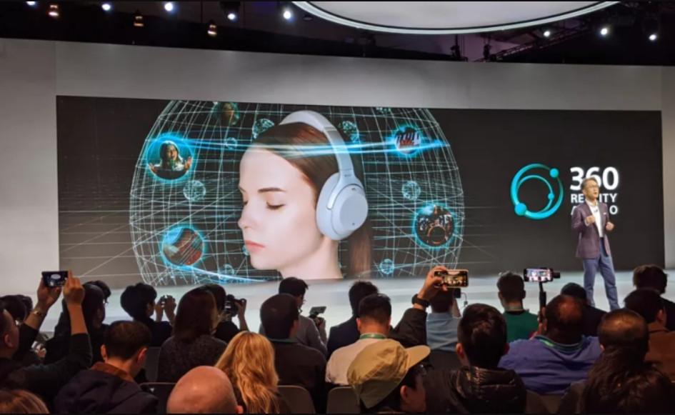 Sony 360 Reality Audio chuẩn bị có mặt trên nền tảng Android