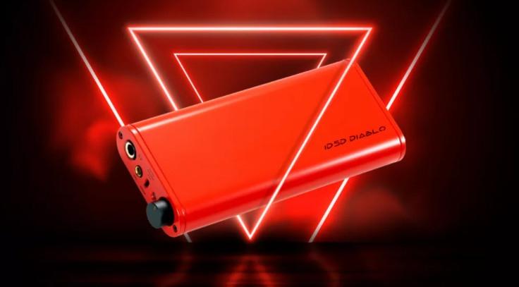 Thương hiệu iFi giới thiệu Dac/Amp Portable hàng đầu mới mang tên iFiiDSD Diablo