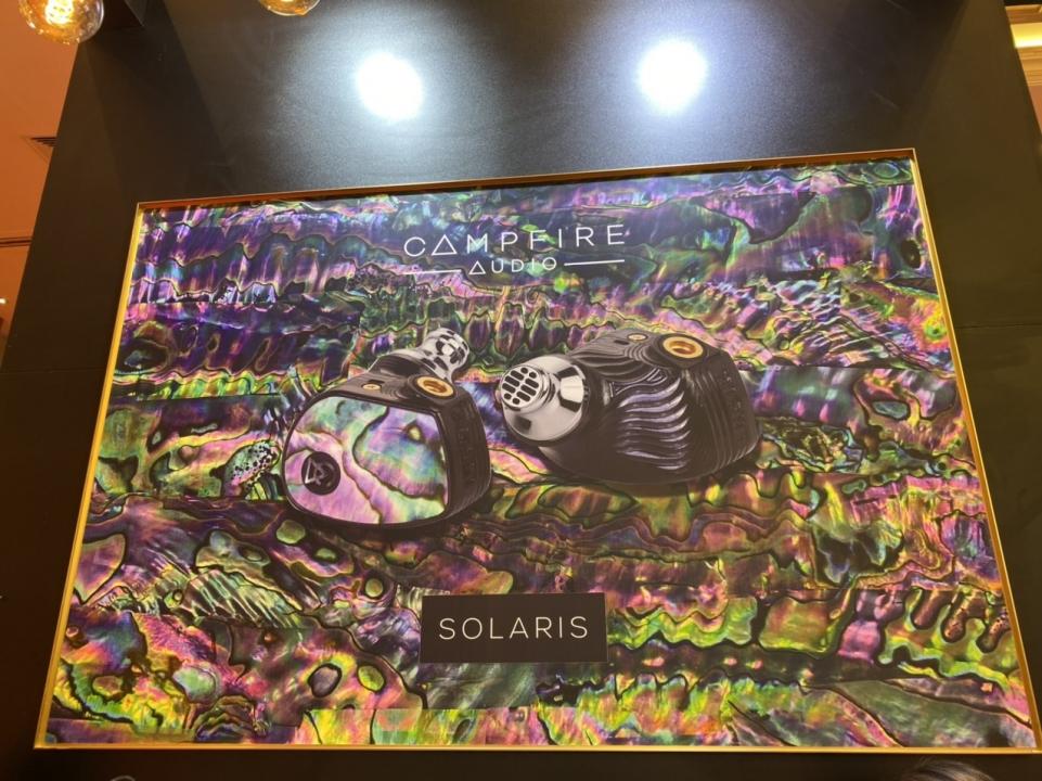 Trên tay Campfire Solaris ( Special Edition ) - Buồng in 3D giới hạn 750 cái trên thế giới