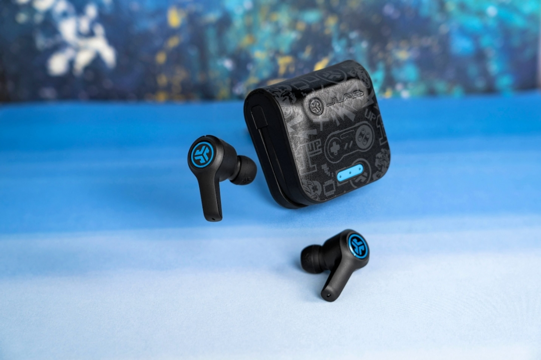Unboxing tai nghe true wireless JLAB JBUDS AIR PLAY GAMING EARBUDS