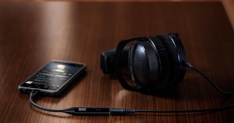 USB DAC Onyx sử dụng công nghệ amplifier THX AAA chất âm cao cấp