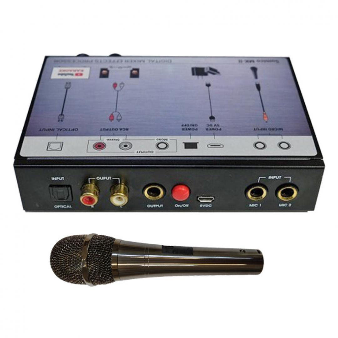 Bộ Mixer Sumico MKII kèm Micro DiMA