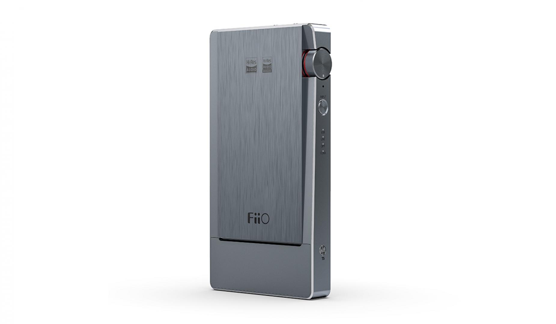Dac/Amp Portable Fiio Q5s Type C 2020