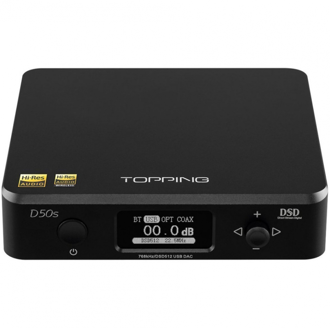 DAC Topping D50s