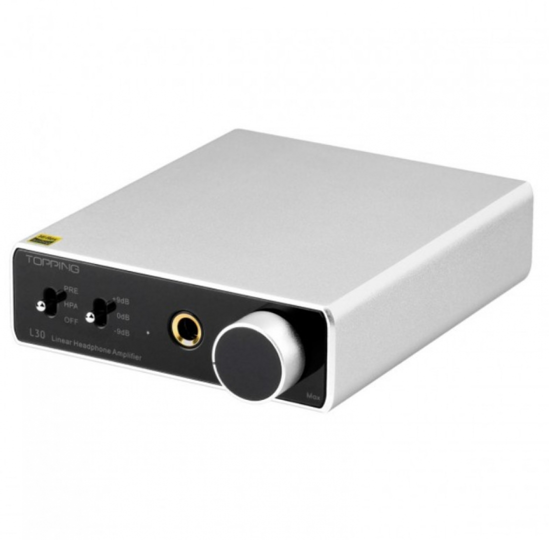 Amplifier Headphone Topping L30