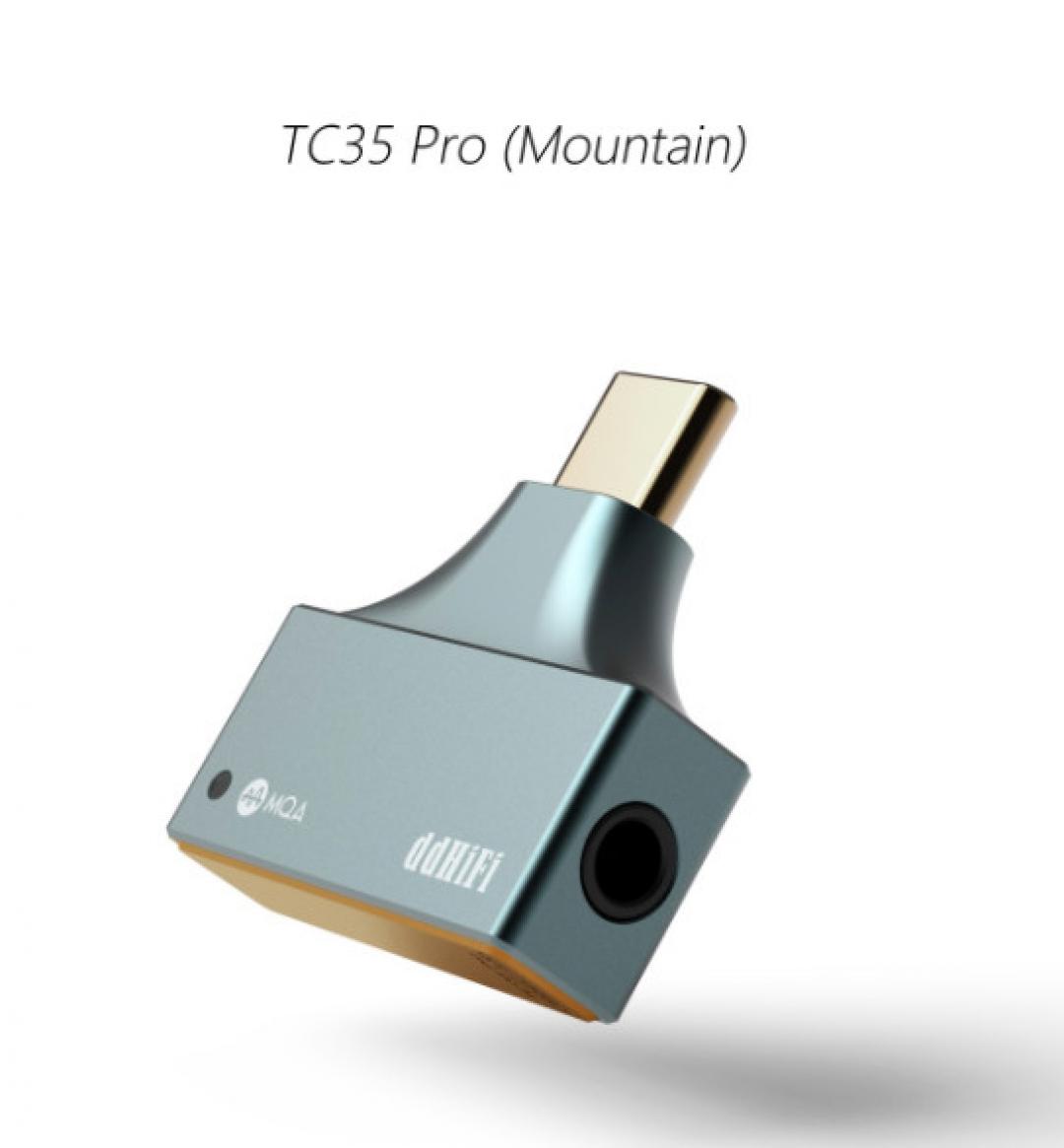 DAC ddHiFi TC35 Pro Mountain