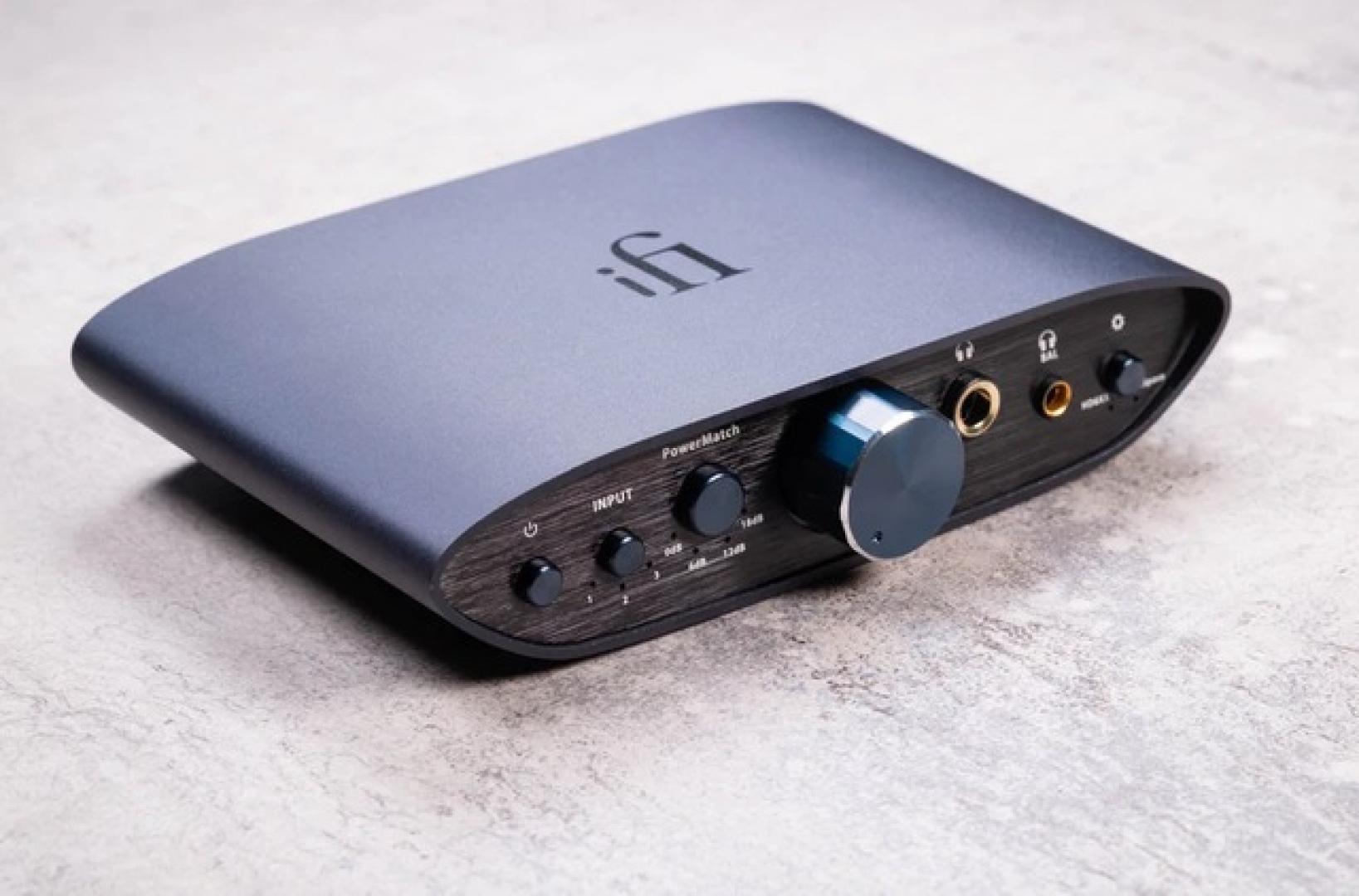 Amplifier Headphone iFi zen can Signature 6XX