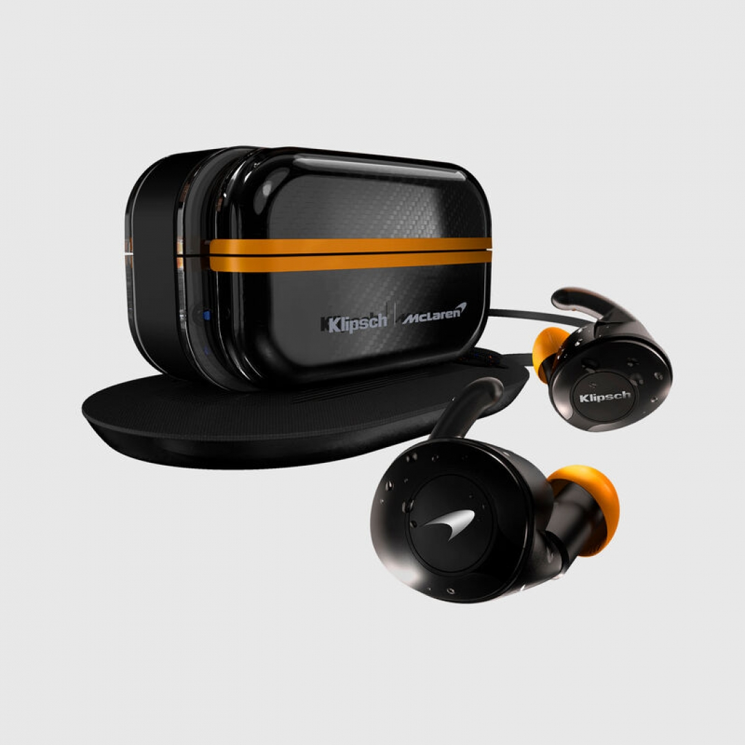 Tai Nghe Klipsch T5 II True Wireless Earphones Mclaren